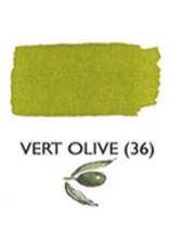 J. Herbin J Herbin Bottled Ink Vert Olive 30ml