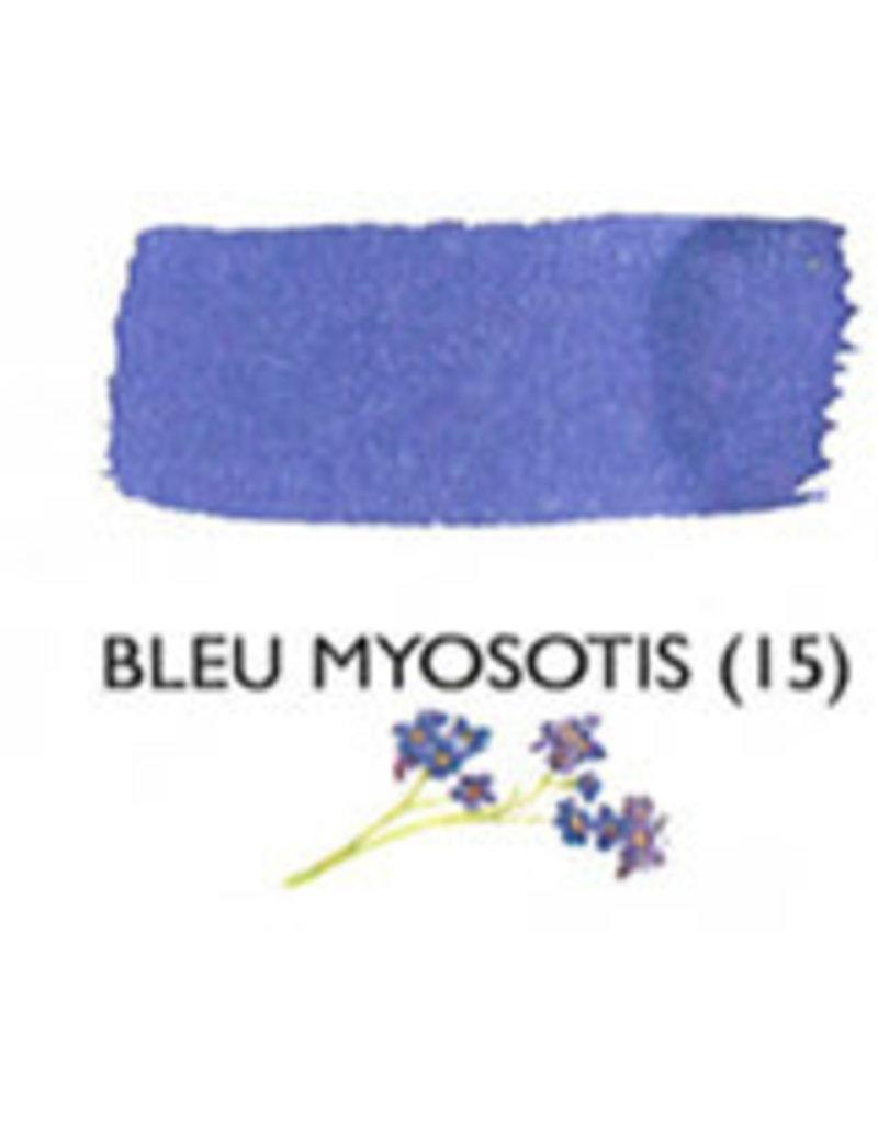 J. Herbin J Herbin Ink Cartridges Bleu Myosotis