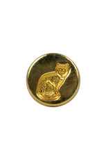 Florentine Wax Seal Cat