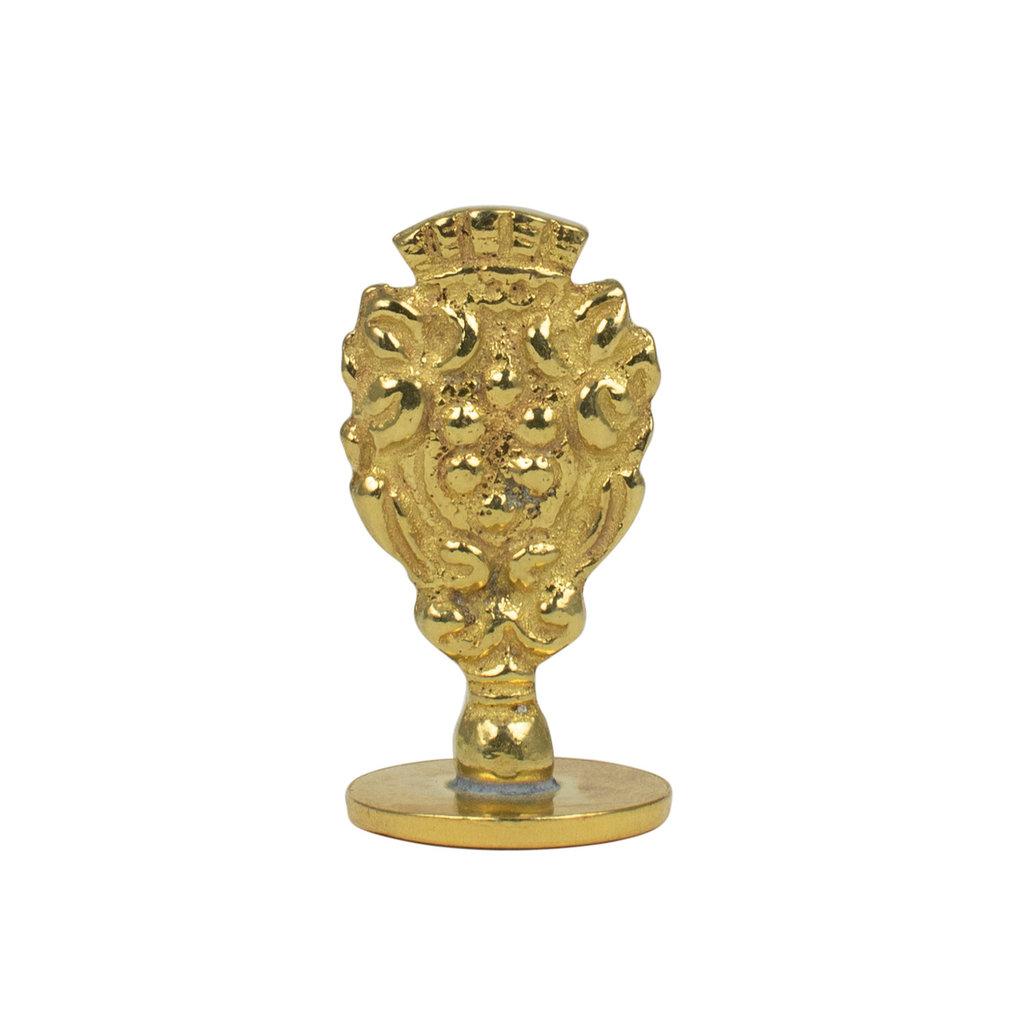 Florentine Wax Seal Fleur de Lys