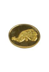 Florentine Wax Seal Peacock