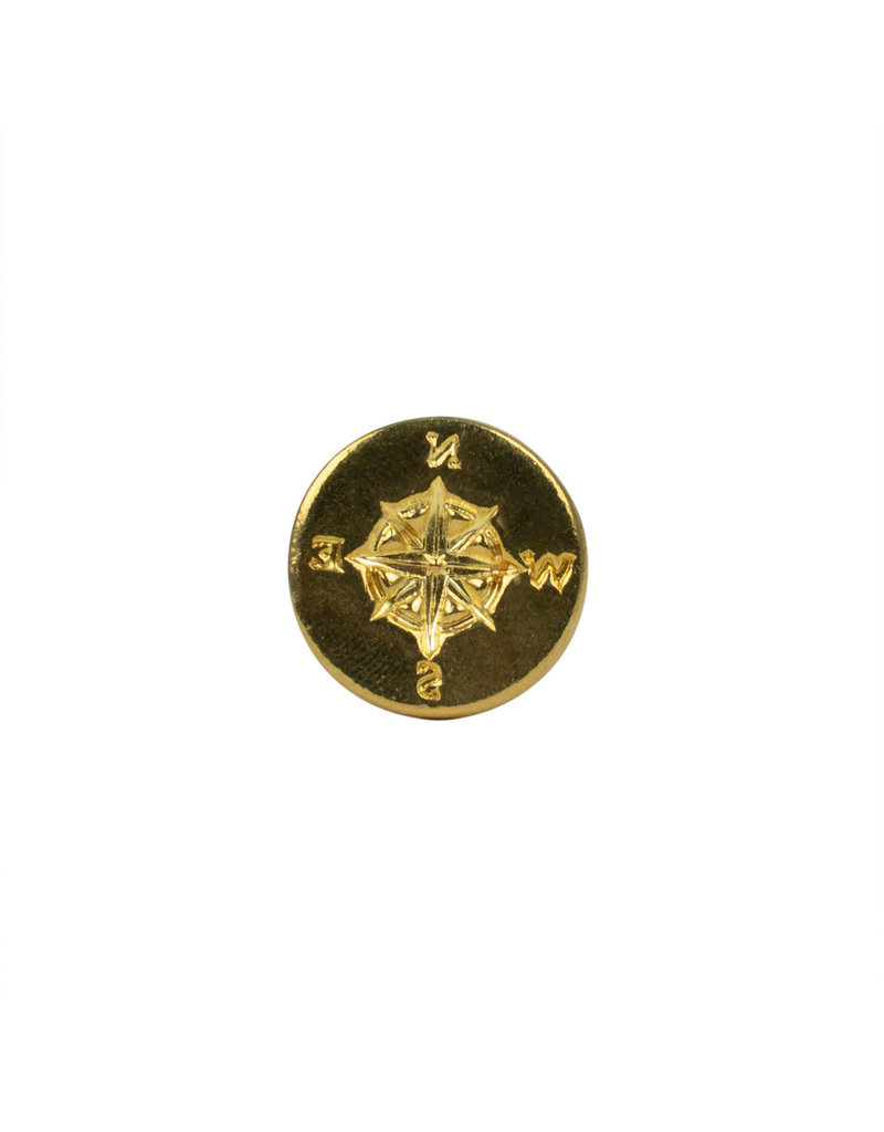 Florentine Wax Seal Compass