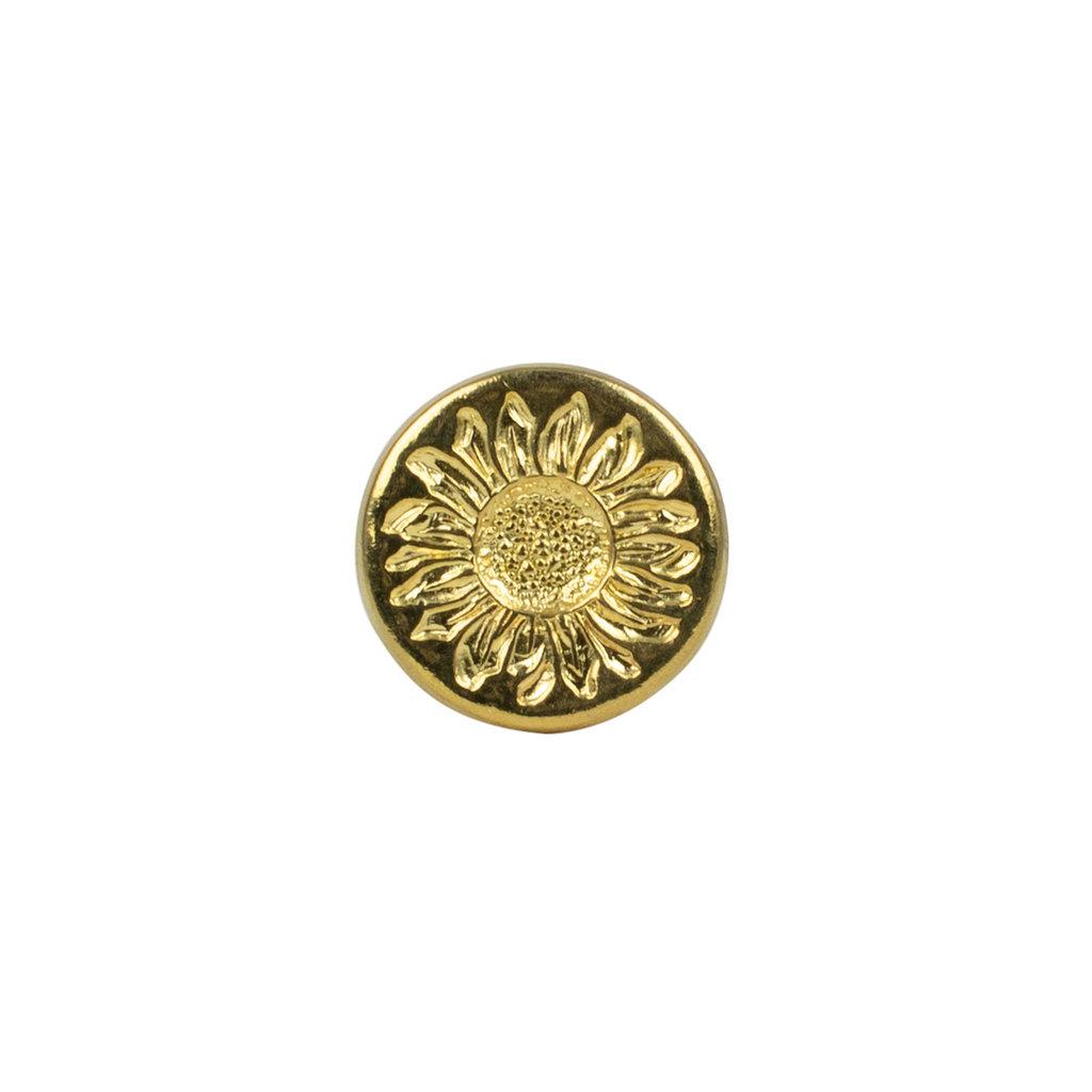 Florentine Wax Seal Sunflower