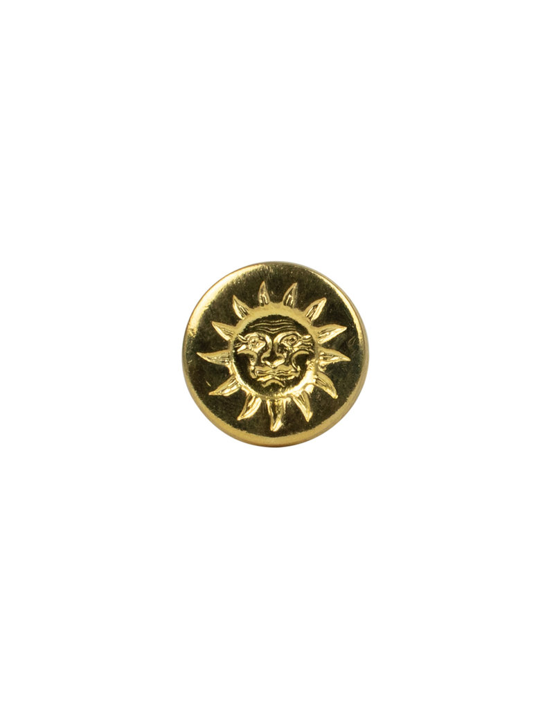 Florentine Wax Seal Sun
