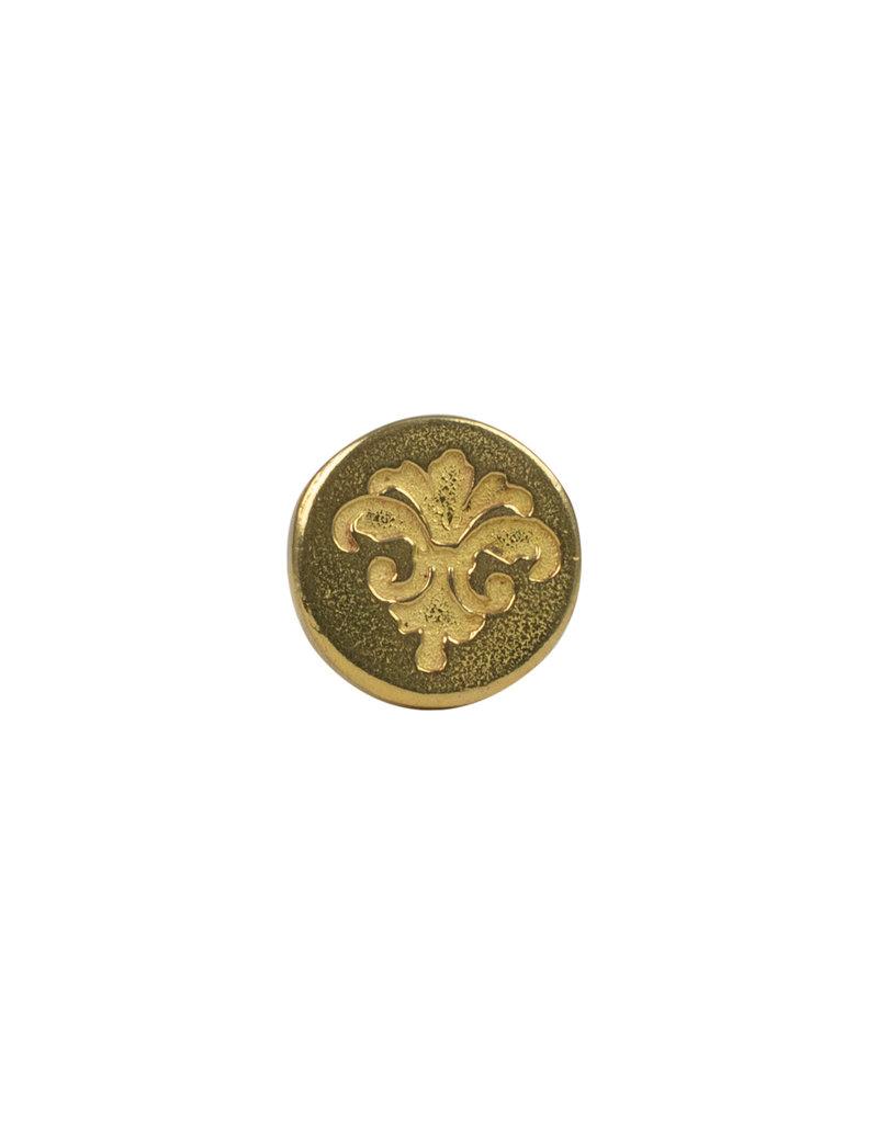 Florentine Wax Seal Ornate Fleur