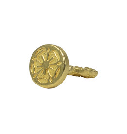 Florentine Wax Seal Tudor Rose