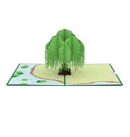 Lovepop Willow Tree Pop-Up Card