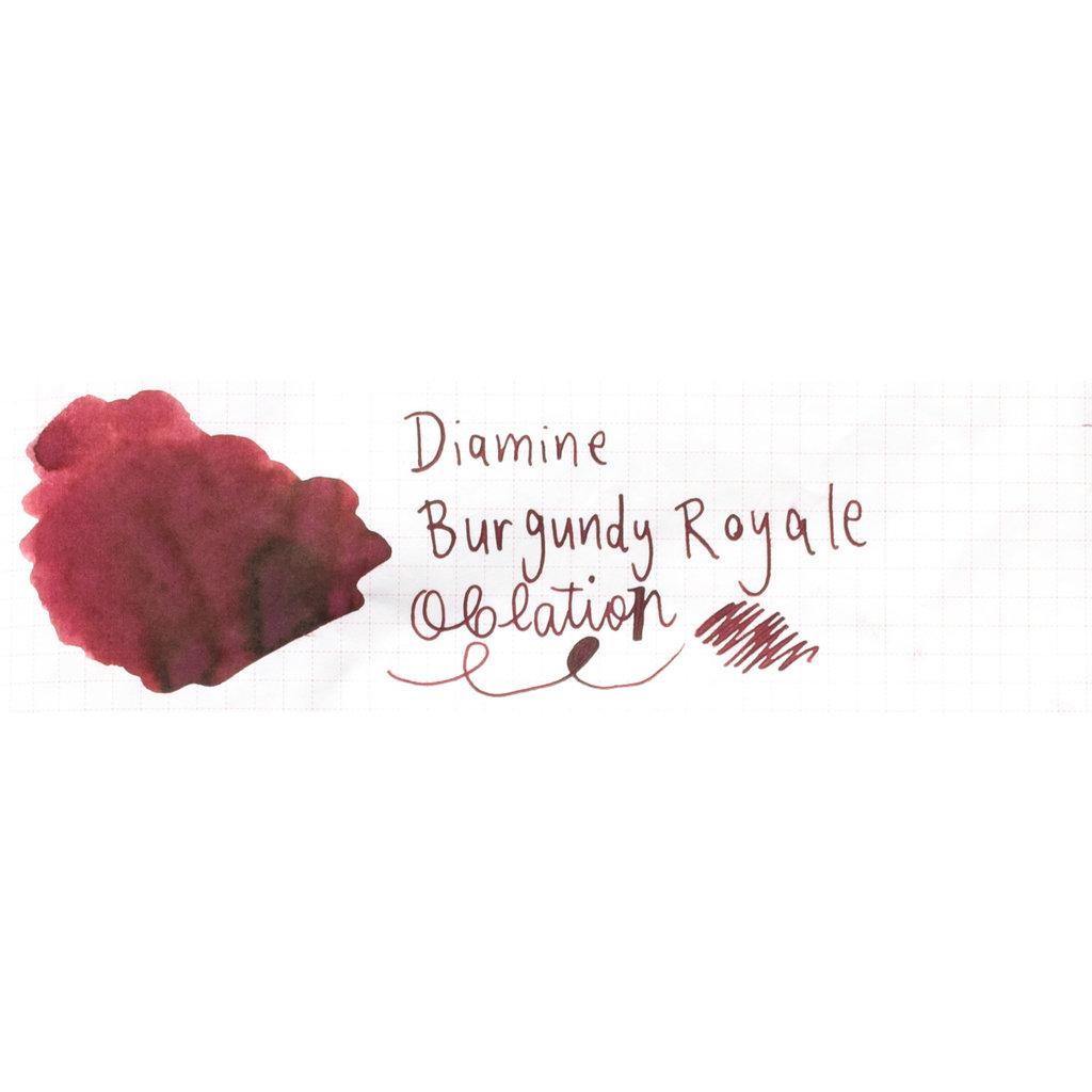 Diamine Diamine 150th Anniversary Burgundy Royale Bottled Ink 40ml