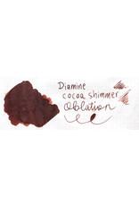 Diamine Diamine Shimmer Cocoa Bottled Ink 30ml