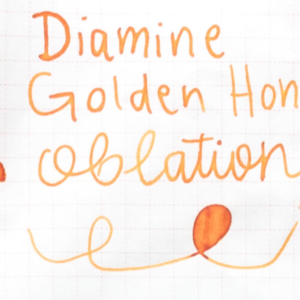 Diamine Diamine 150th Anniversary Golden Honey Bottled Ink