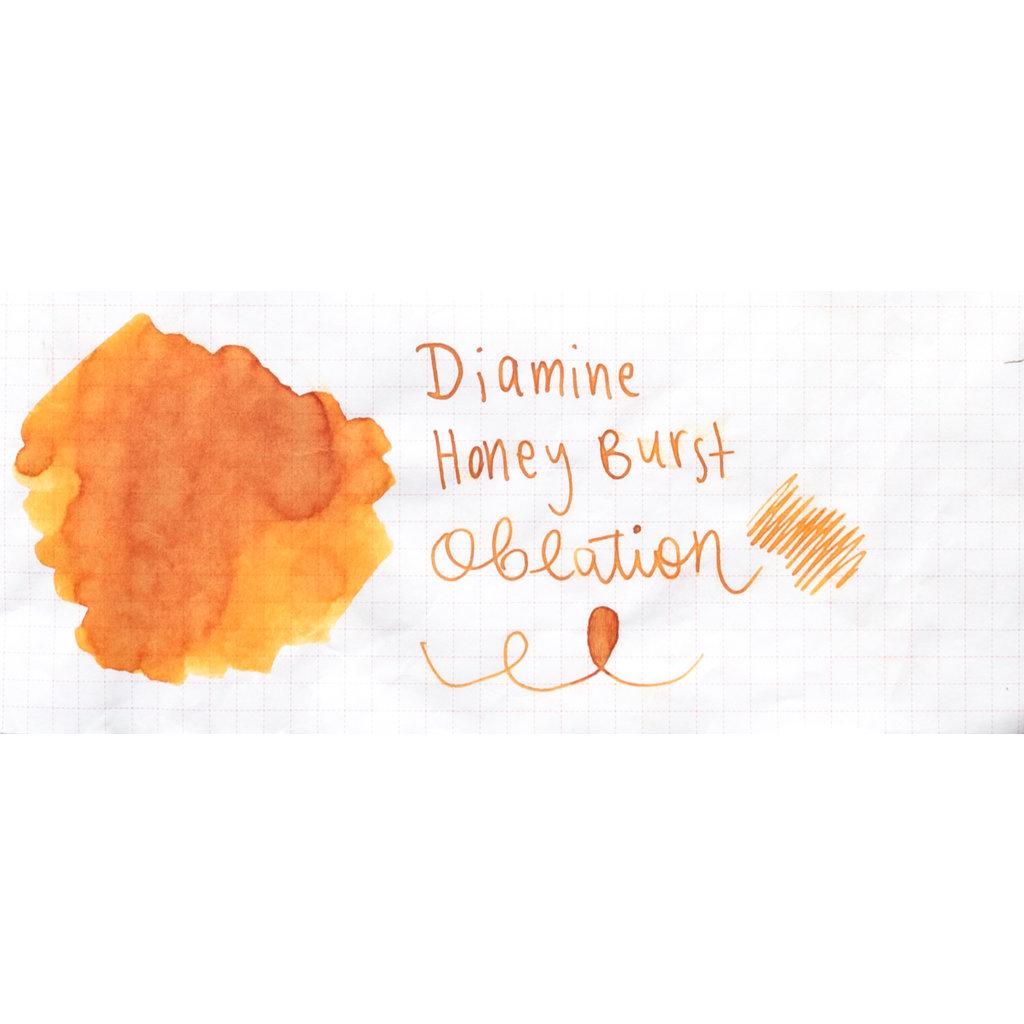 Diamine Diamine Honey Burst Bottled Ink 30ml