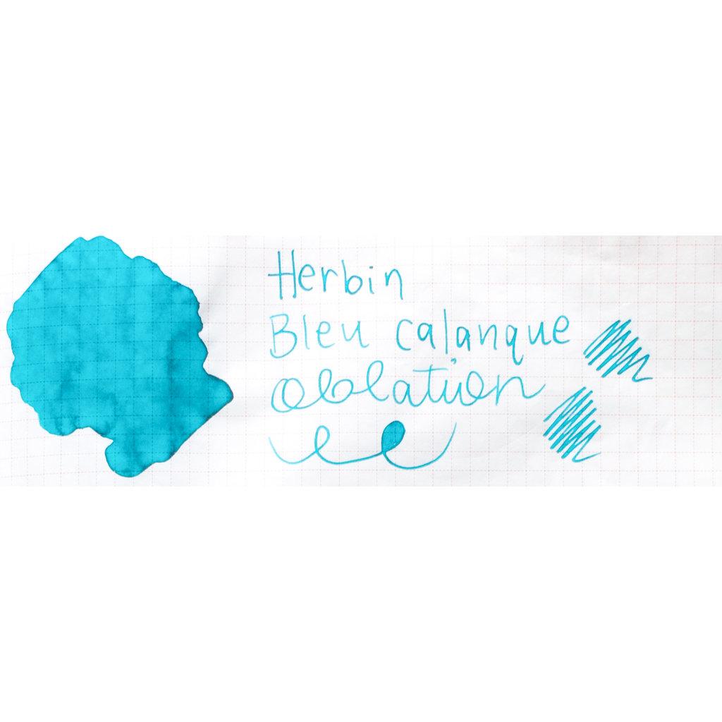 J. Herbin J Herbin Bottled Ink Bleu Calanque 30ml