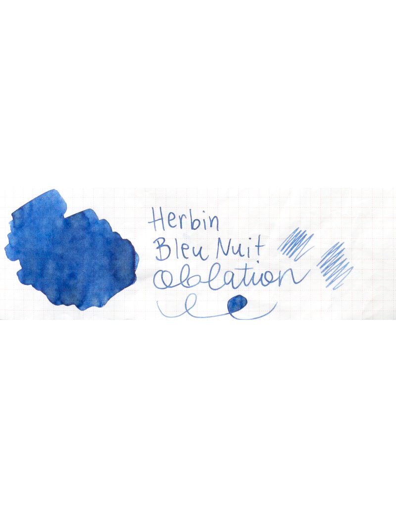 J. Herbin J Herbin Ink Cartridges Bleu Nuit