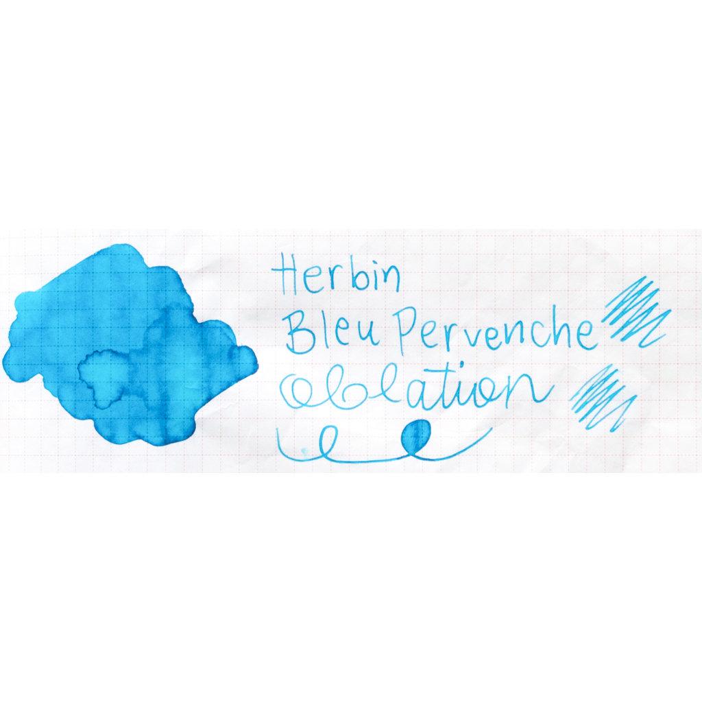 J. Herbin J Herbin Bottled Ink Bleu Pervenche 10ml