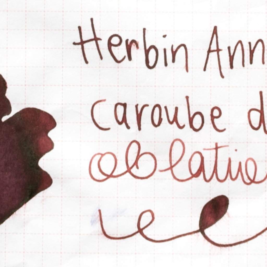 J. Herbin J Herbin 1670 Bottled Ink Caroube