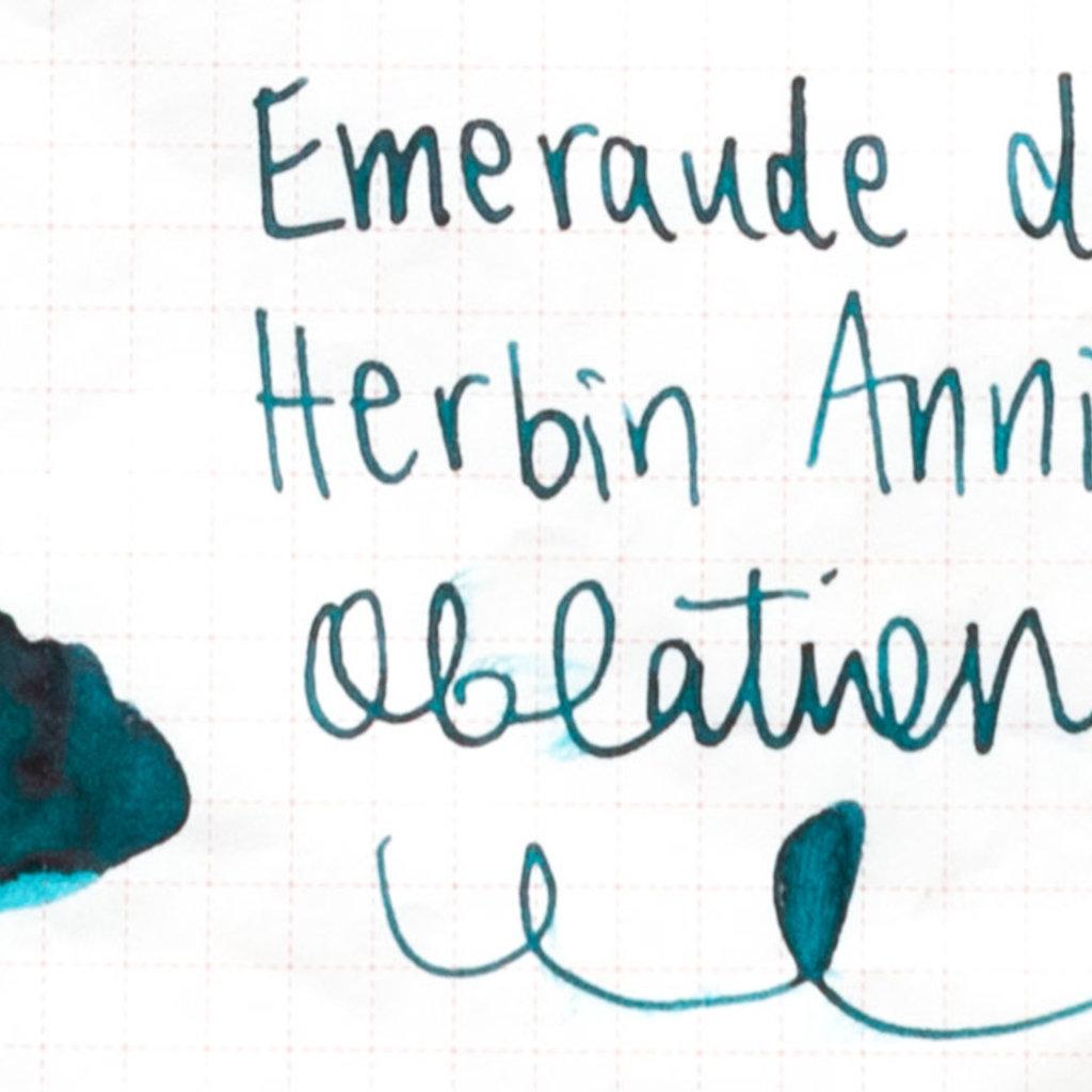 J. Herbin J Herbin 1670 Bottled Ink Emerald