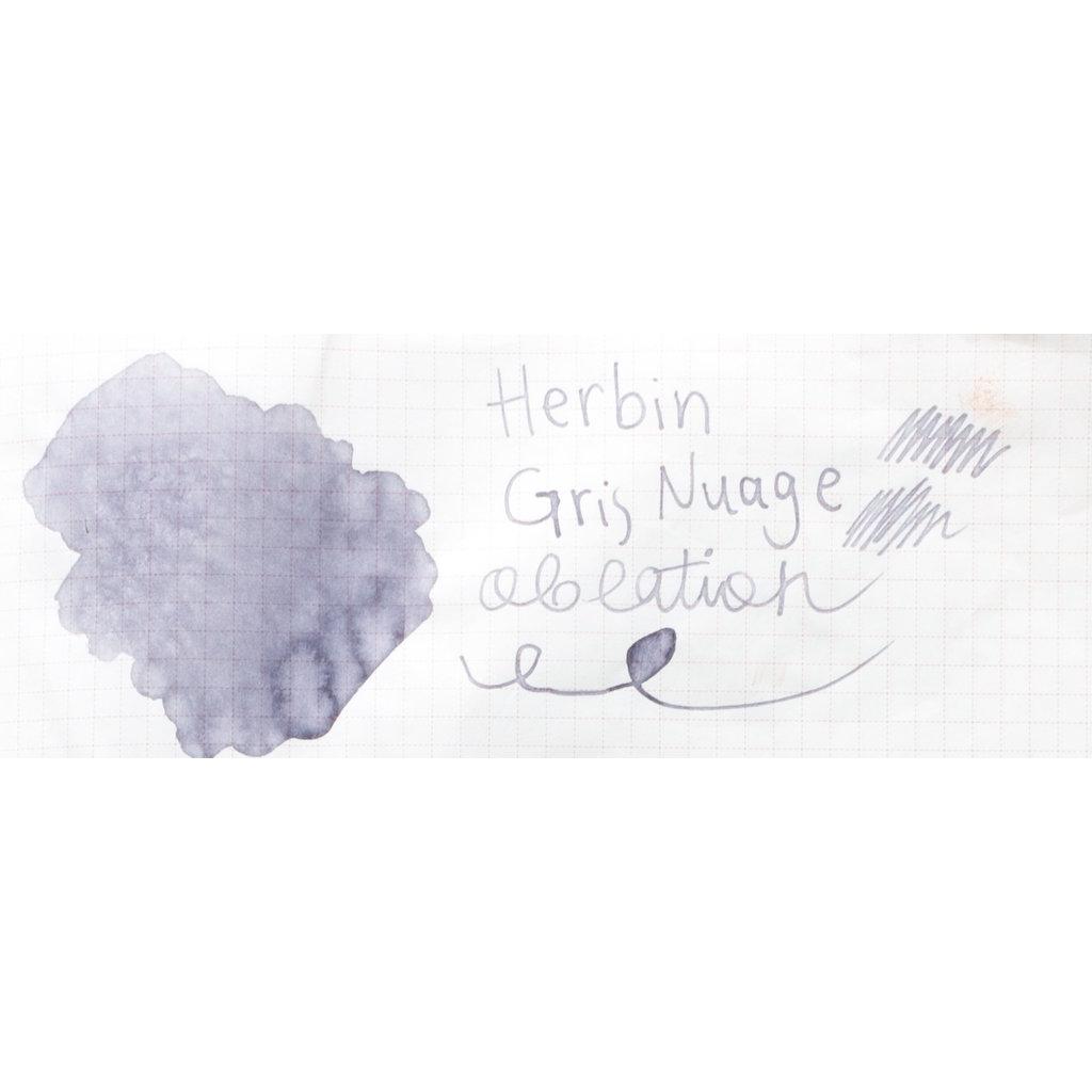 J. Herbin J Herbin Bottled Ink Gris Nuage 10ml