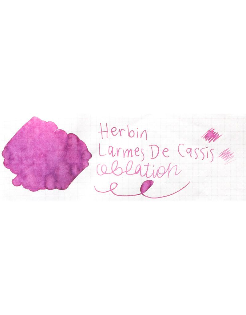 J. Herbin J Herbin Ink Cartridges Larmes De Cassis