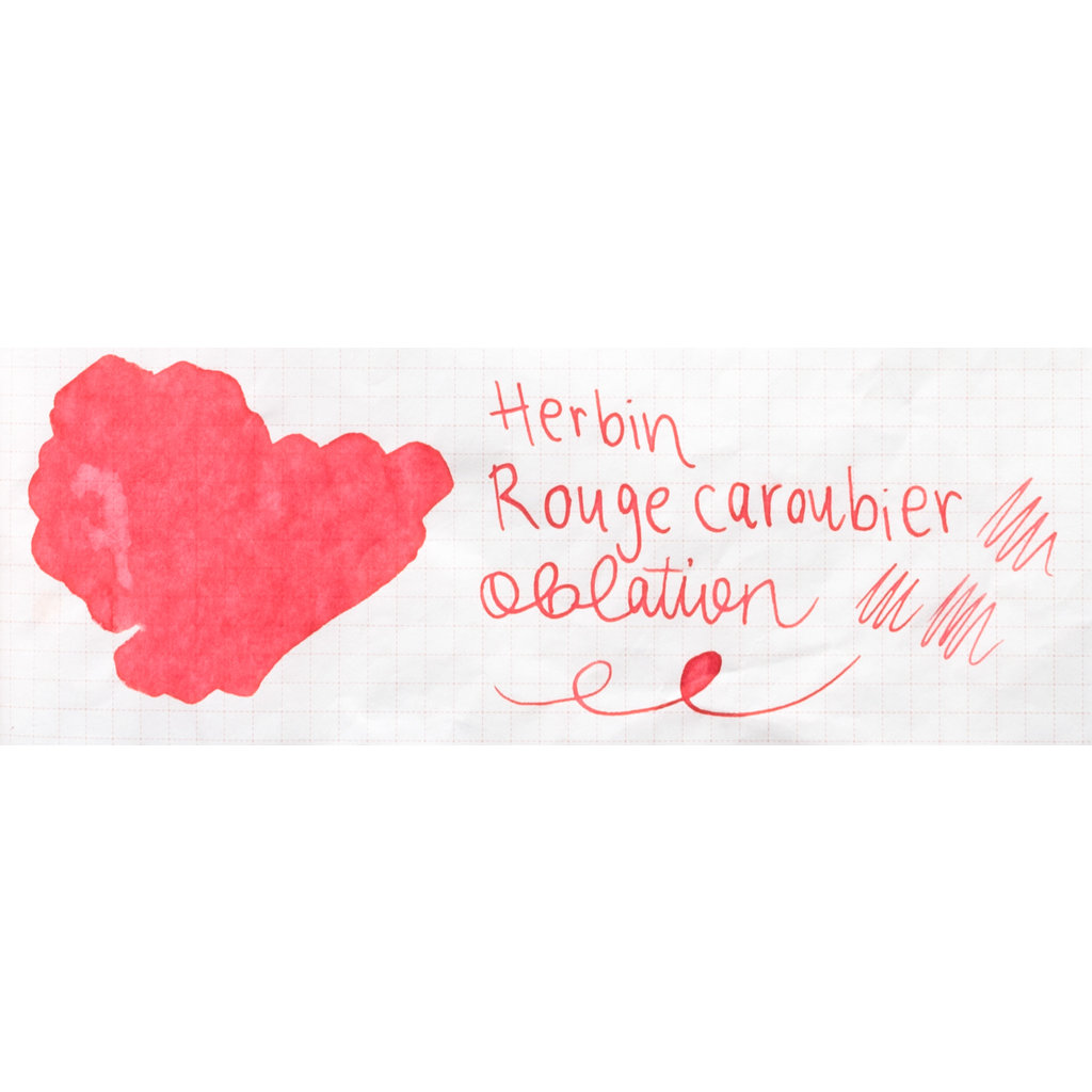 J. Herbin J Herbin Ink Cartridges Rouge Caroubier