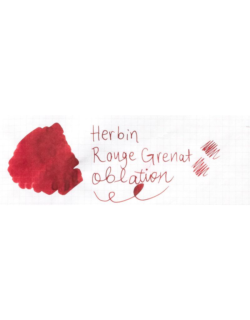 J. Herbin J Herbin Bottled Ink Rouge Grenat