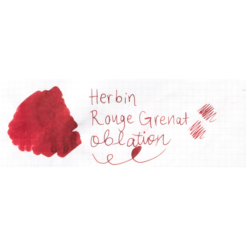 J. Herbin J Herbin Bottled Ink Rouge Grenat 30ml