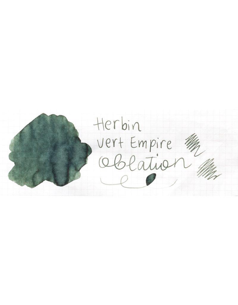 J. Herbin J Herbin Ink Cartridges Vert Empire