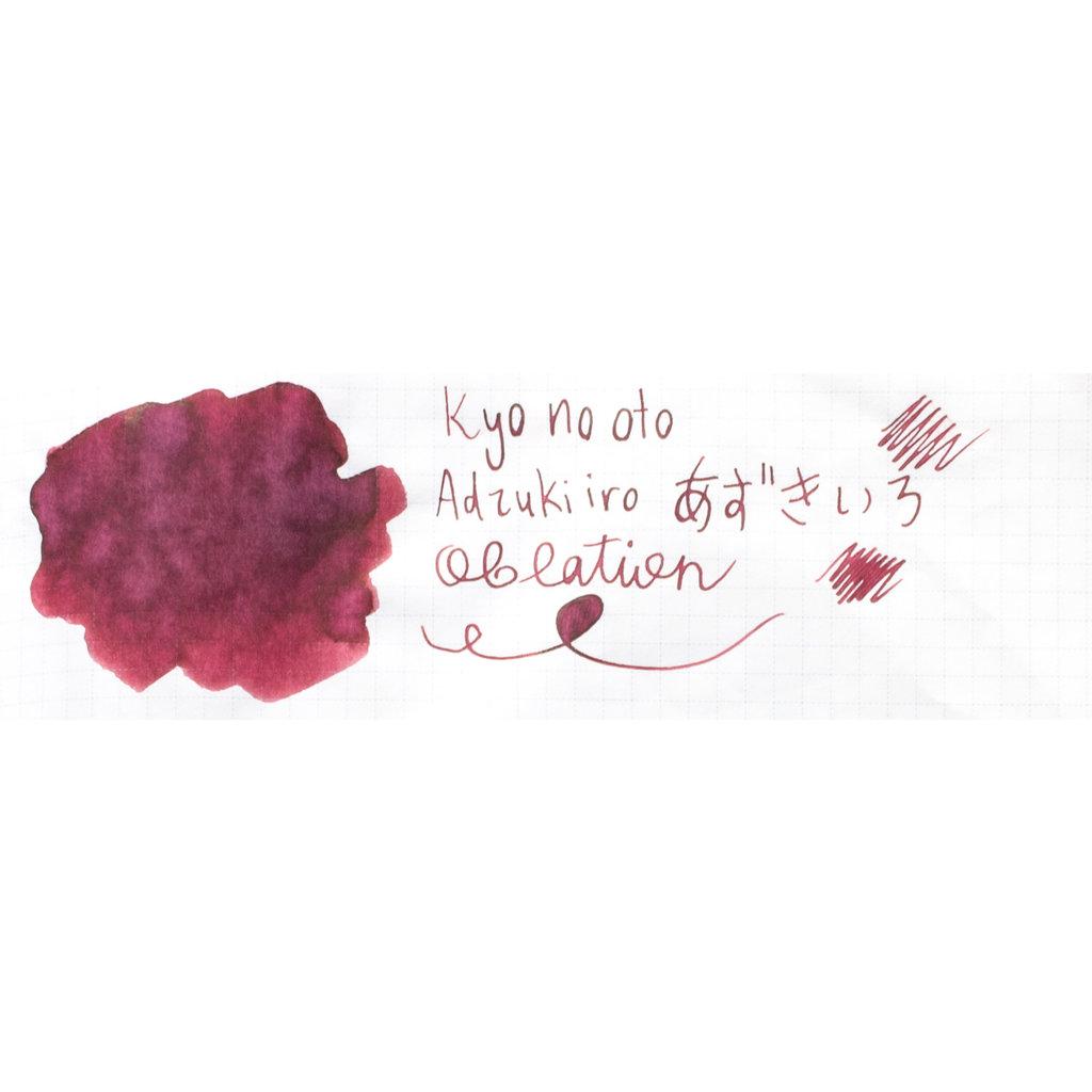 Kyo No Oto Kyo No Oto Adzukiiro Ink 40ml