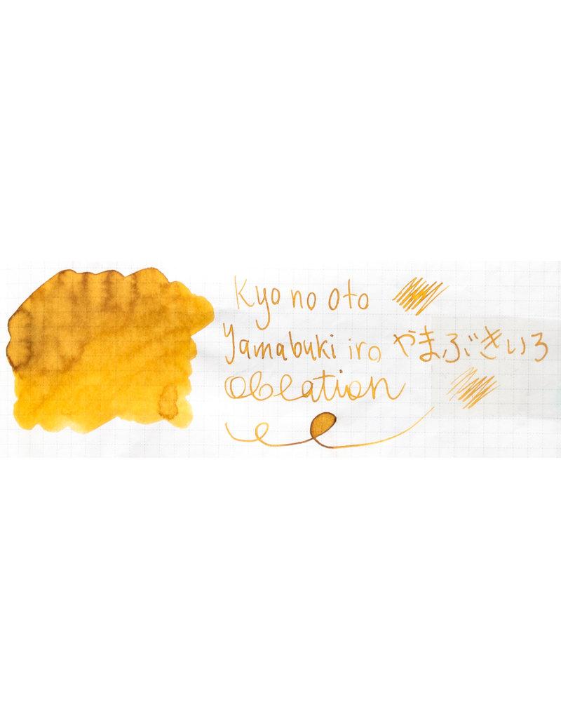 Kyo No Oto Yamabukiiro Ink