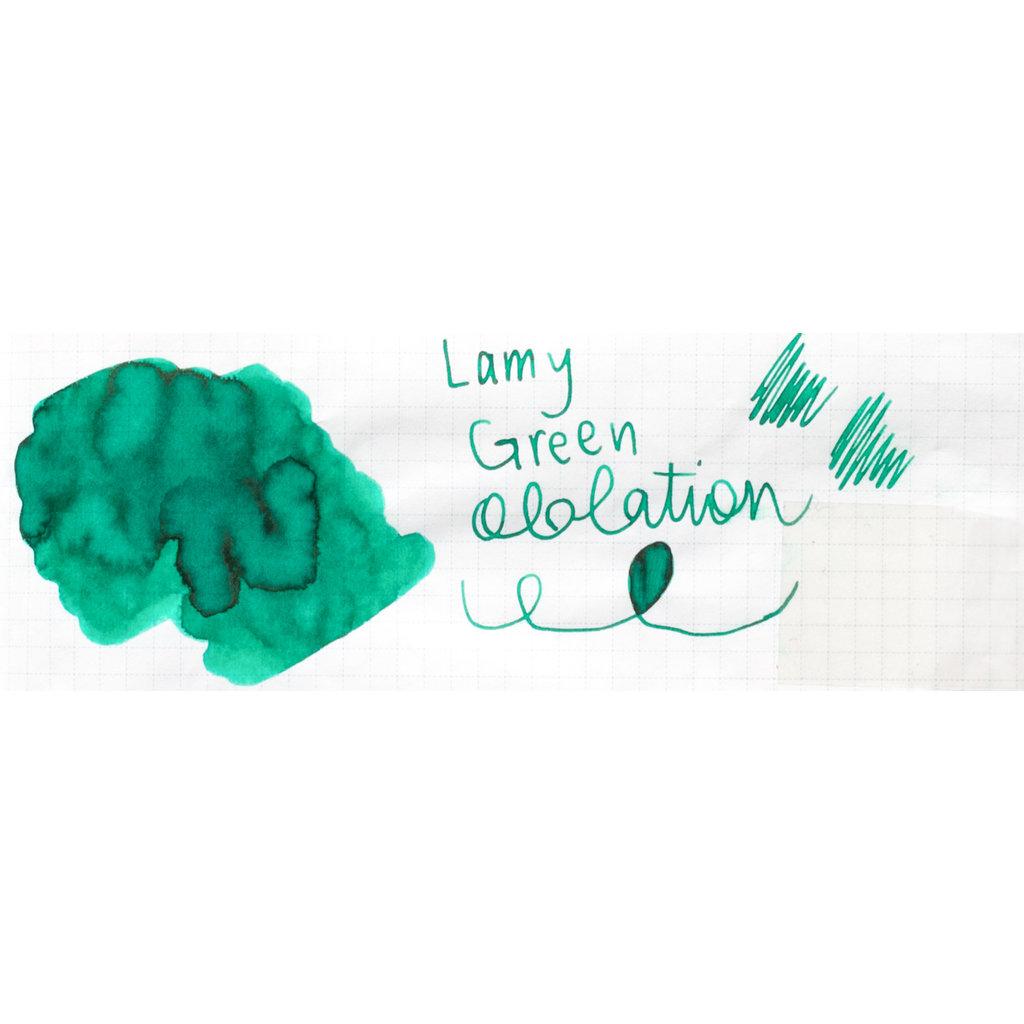 Lamy Lamy Ink Cartridge Green
