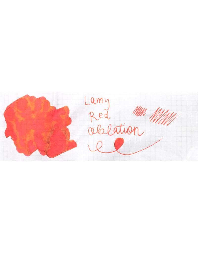 Lamy Lamy Ink Cartridges Red