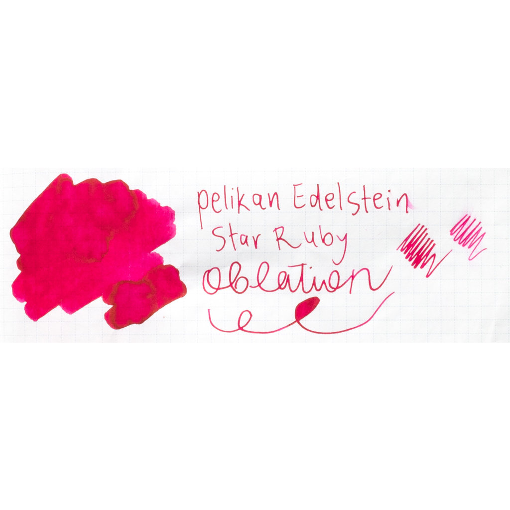 Pelikan Pelikan Edelstein Bottled Ink Star Ruby - Limited Edition