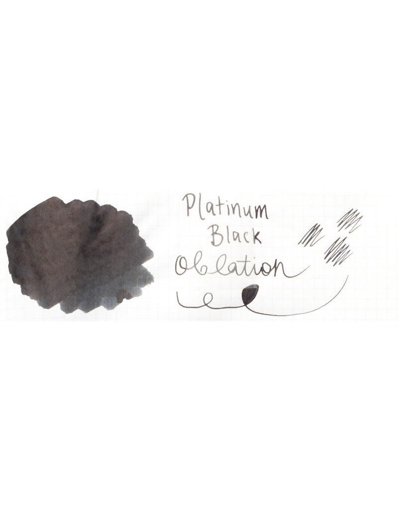 Platinum Platinum Preppy Ink Cart Black