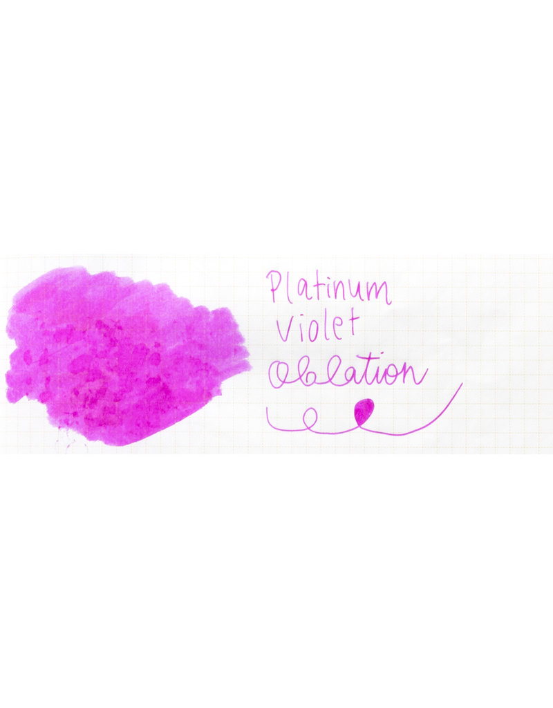 Platinum Platinum Preppy Ink Cartridges Violet