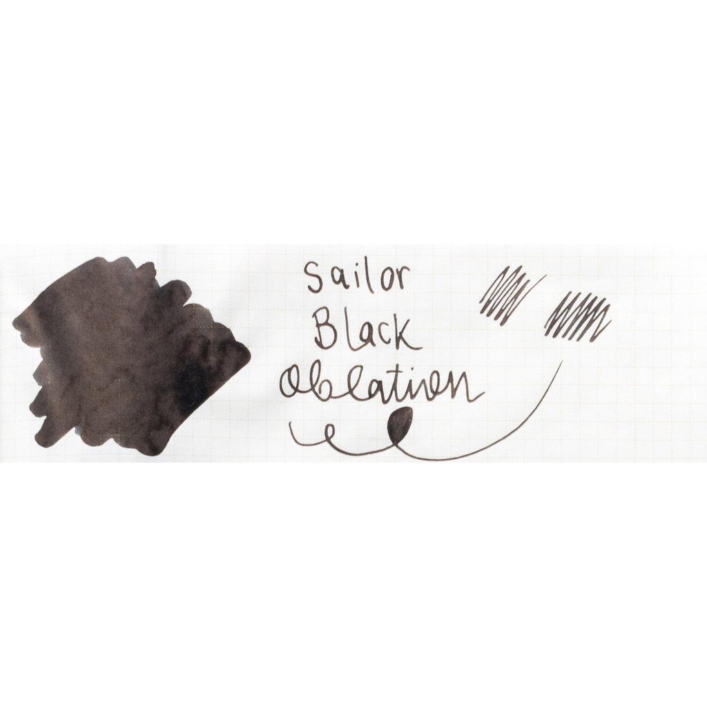 Sailor Sailor Ink Bottled Black