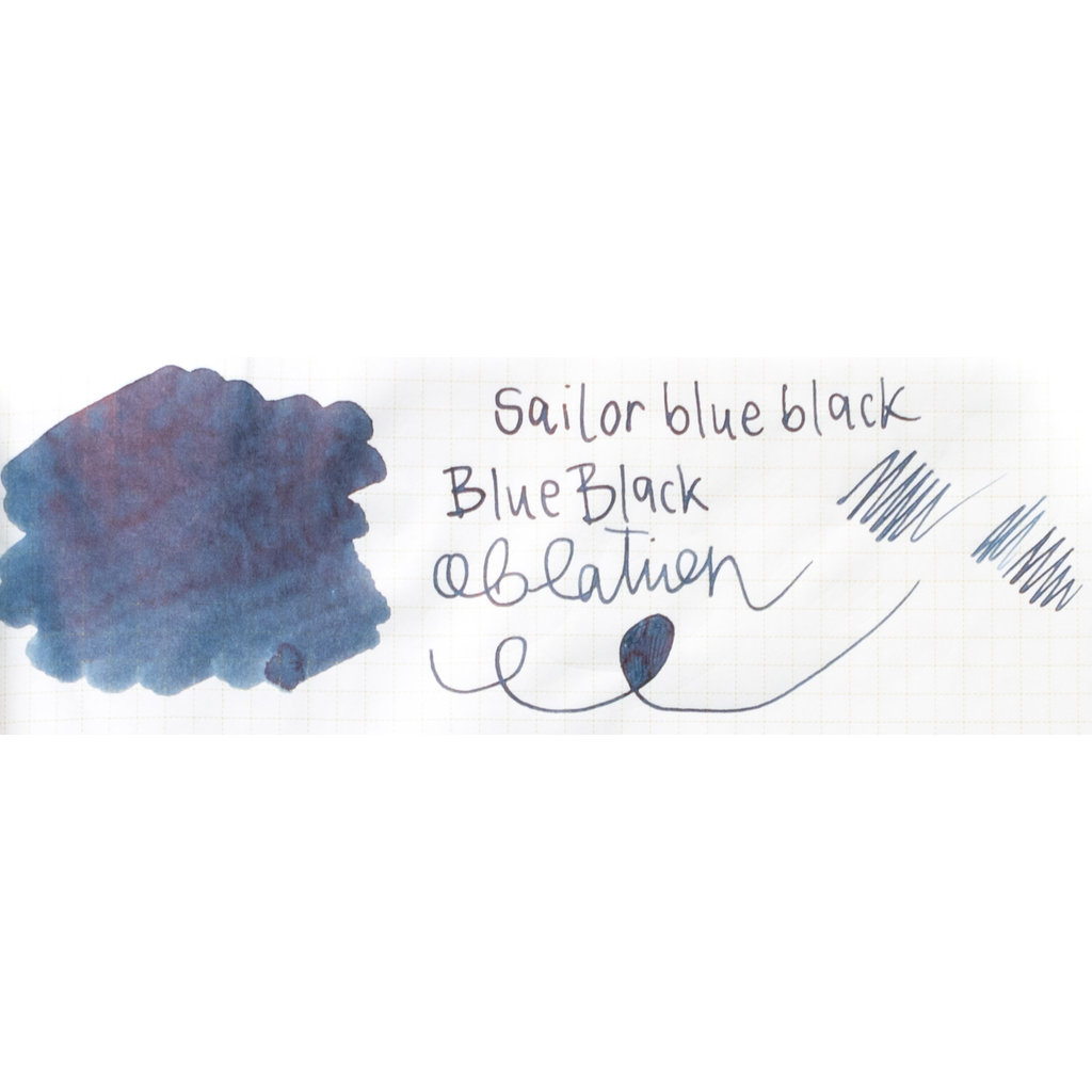 Sailor Sailor Ink Bottled Blue Black