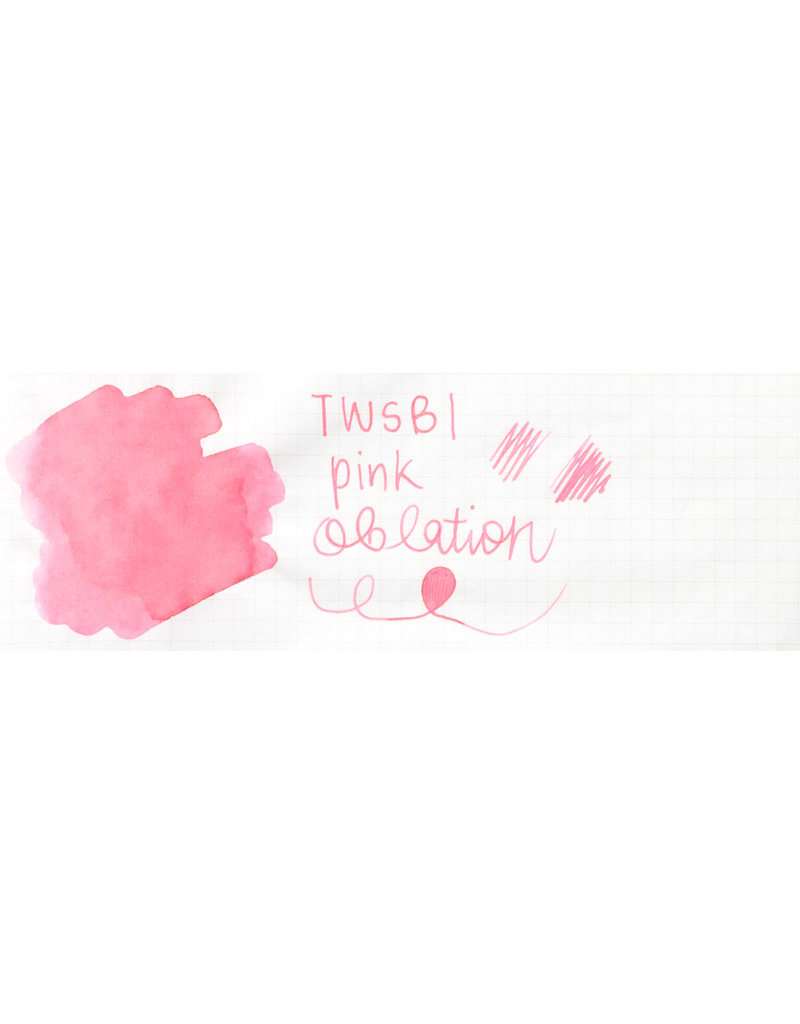 TWSBI 1791 Pink Limited Edition Ink