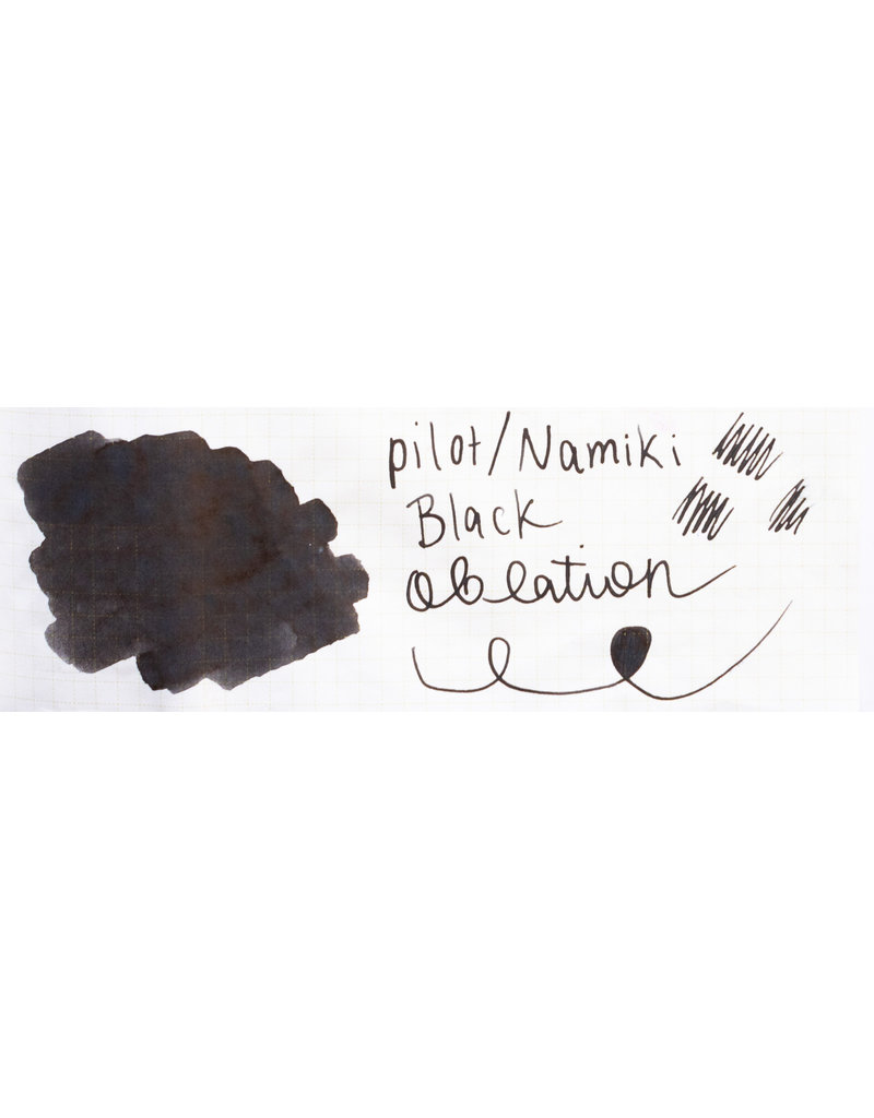 Pilot Pilot Namiki Bottled Ink Black