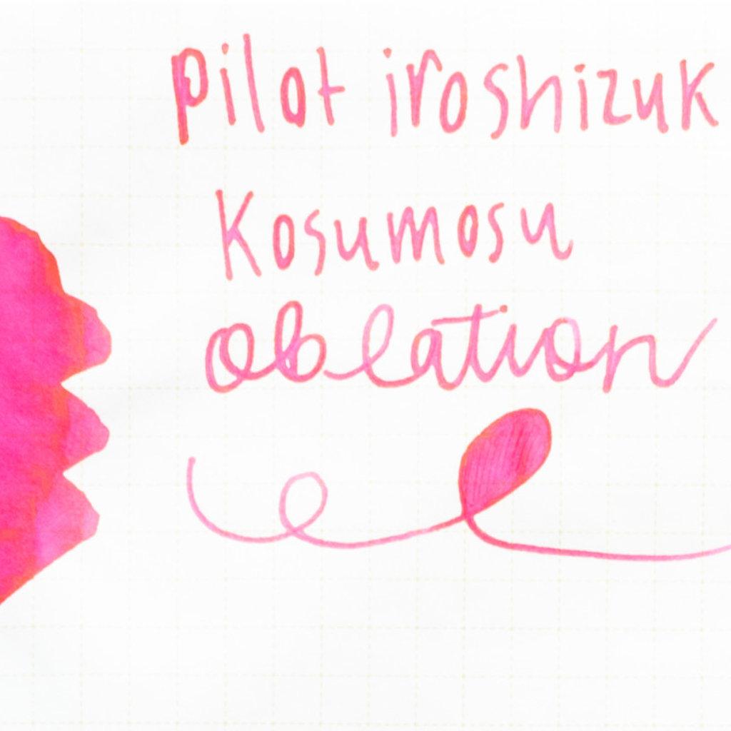 Pilot Iroshizuku Ink Kosumosu