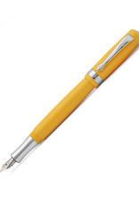 Kaweco Kaweco Student Fountain Pen Yellow Fine Nib