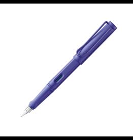 Lamy Lamy Safari Violet Sp Ed Fountain Pen