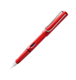 Lamy Lamy Safari Red Fountain Pen