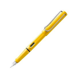 Lamy Lamy Safari Yellow Fountain Pen