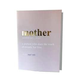 Mother Defined Card