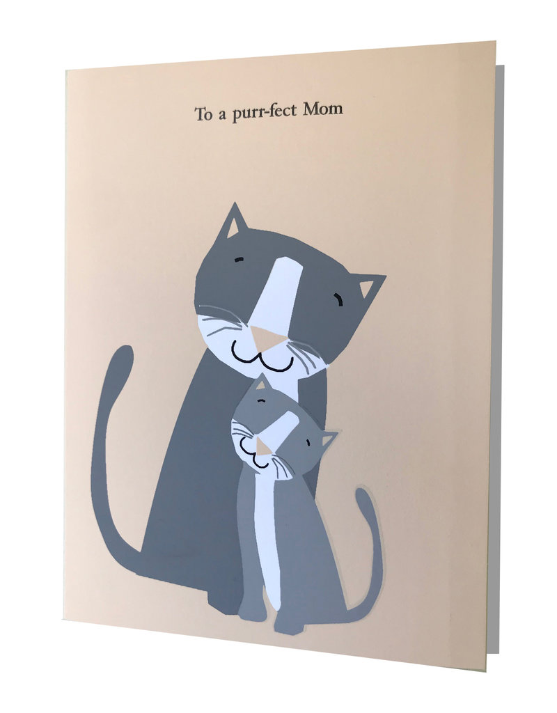 Purr-fect Mom