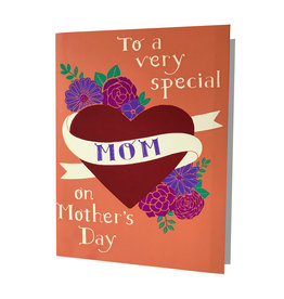 Very Special Mom Heart