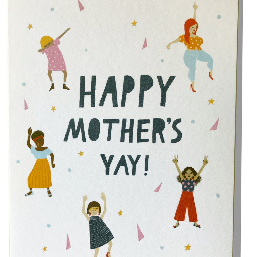 Happy Mother's Yay Card