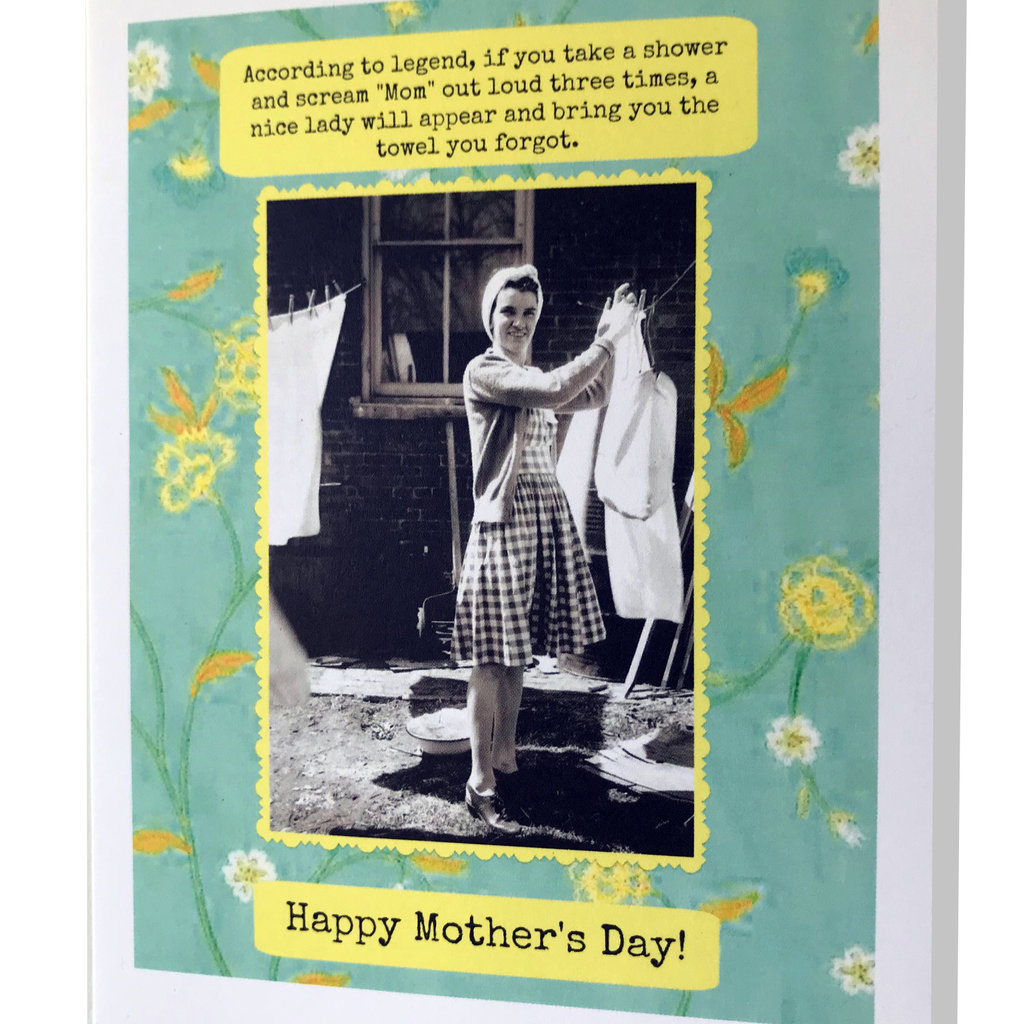 According to Legend Mother's Day
