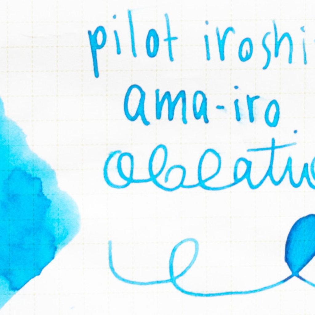 Pilot Iroshizuku Ink Ama-iro