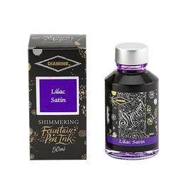 Diamine Diamine Shimmer Lilac Satin Bottled Ink 30ml