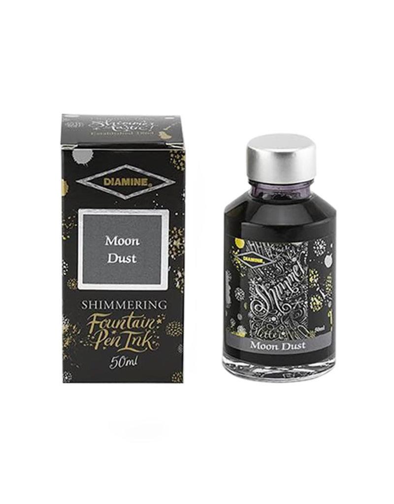 Diamine Diamine Shimmer Moon Dust Bottled Ink
